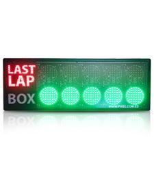 Rental karting startinglights pixeltiming