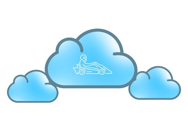 Cloud Karting