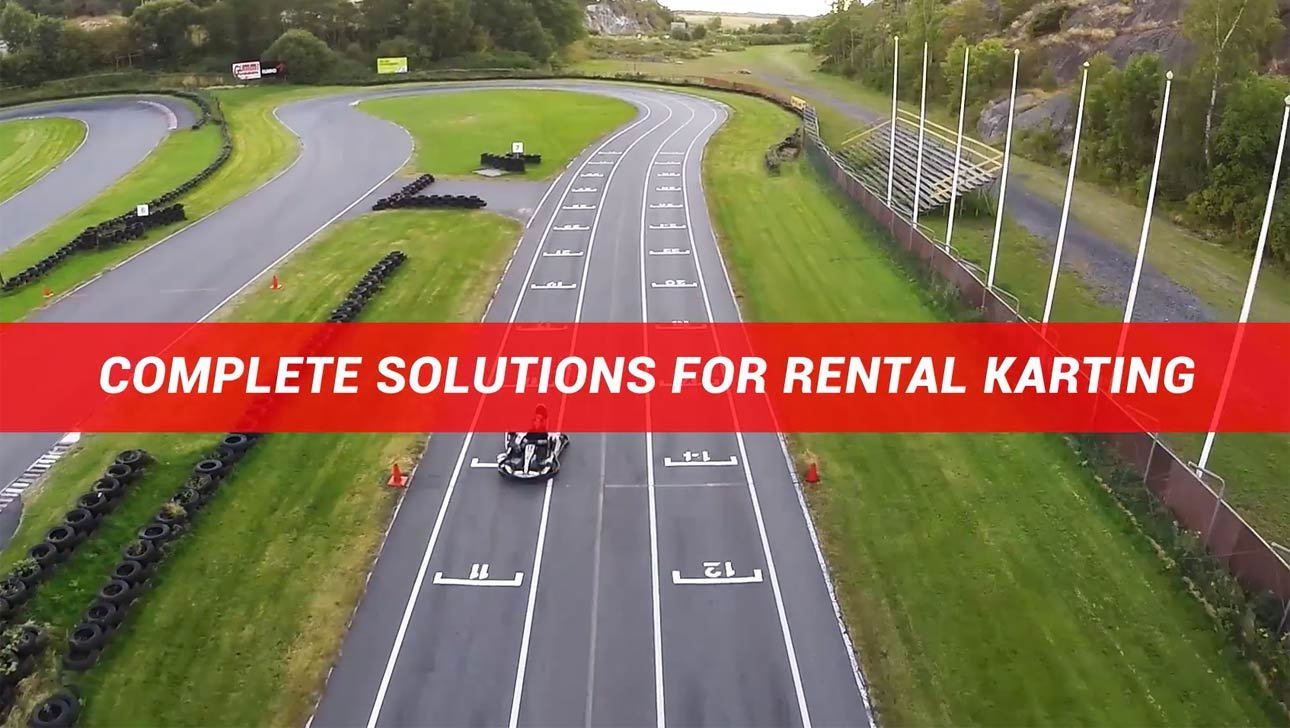 Complete solutions for karting