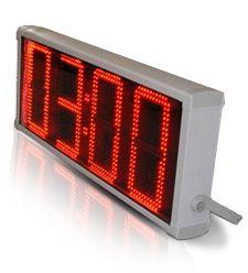 karting timetogo display