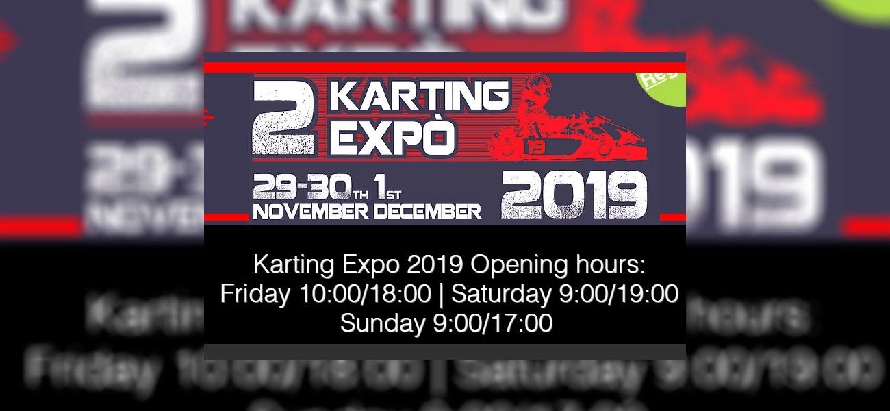 Karting expo 2019