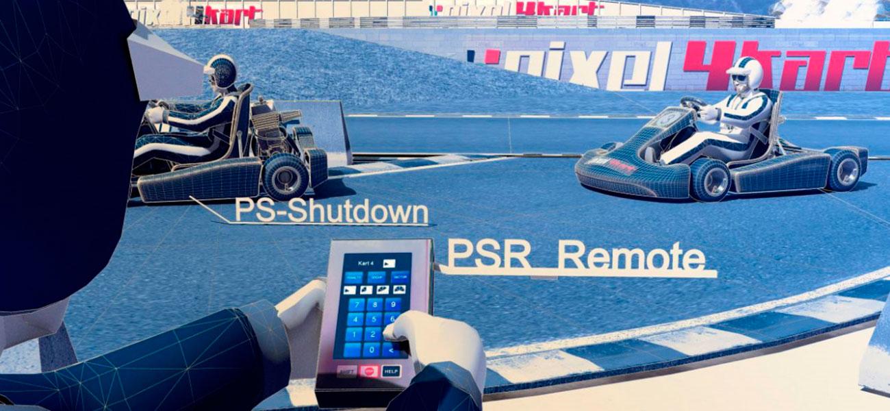 Shutdown systems karting