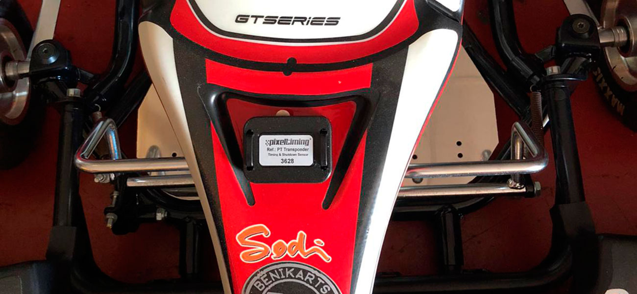 Transponders para karting